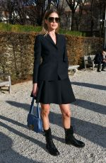 DOUTZEN KROES at Dior Haute Show at Paris Fashion Week 01/20/2020