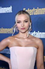 DOVE CAMERON at Entertainment Weekly Pre-sag Celebration in Los Angeles 01/18/2020