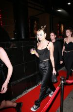 DUA LIPA Arrives at a Grammys After-party in Los Angeles 01/27/2020