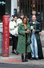 DUA LIPA Out and About in New York 01/11/2020