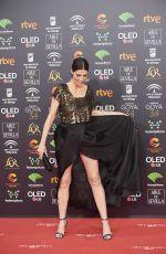 ELIA GALER at 34th Goya Cinema Awards 2020 in Madrid 01/25/2020