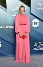 ELISABETH MOSS at 26th Annual Screen Actors Guild Awards in Los Angeles 01/19/2020