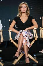 ELLA PURNELL at Belgravia Panel at 2020 Winter TCA Tour in Pasadena 01/18/2020