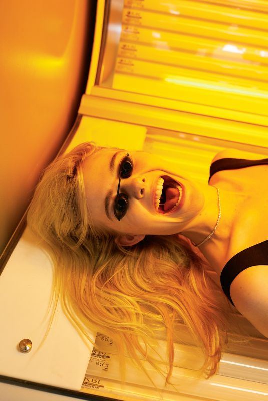 ELLE FANNING for W Magazine Best Performance Issue, January 2020