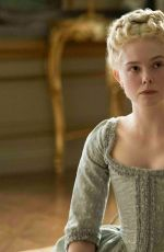 ELLE FANNING - The Great, Promos