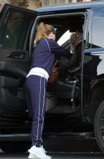 ELLEN POMPEO Out and About in Studio City 01/02/2020