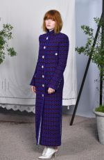 ELLIE BAMBER at Chanel Haute Couture Show at Paris Fashion Week 01/21/2020