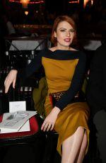 ELODIE FREGE at On Aura Tout Vu Haute Couture Spring/Summer 2020 Show in Paris 01/20/2020