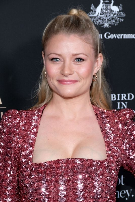 EMILIE DE RAVIN at G'Day USA 2020 in Beverly Hills 01/25/2020
