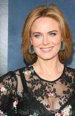 EMILY DESCHANEL at Apple