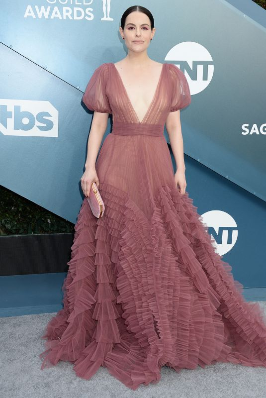 EMILY HAMPSHIRE at 26th Annual Screen Actors Guild Awards in Los Angeles 01/19/2020
