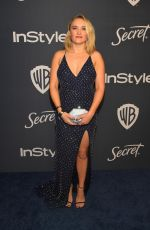 EMILY OSMENT at Instyle and Warner Bros. Golden Globe Awards Party 01/05/2020