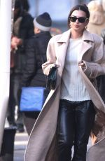 EMILY RATAJKOWSKI Out and About in New York 01/30/2020