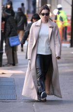 EMILY RATAJKOWSKI Out in New York 01/30/2020