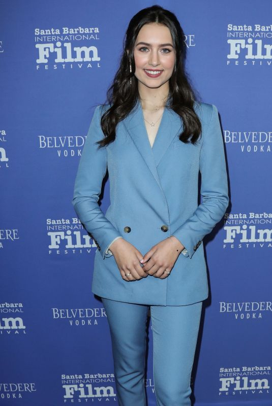 EMMA FUHRMAN at Outstanding Performers of the Year Award at Santa Barbara International Film Festival 01/17/2020