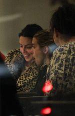 EMMA ROBERTS at Note Sushi in Sherman Oaks 01/16/2020