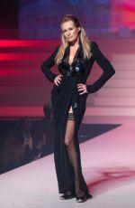 ESTELLE LEFEBURE at Jean-Paul Gaultier Haute Couture Show in Paris 01/22/2020
