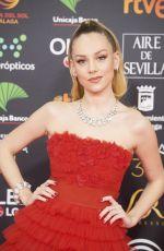 ESTER EXPOSITO at 34th Goya Cinema Awards 2020 in Madrid 01/25/2020