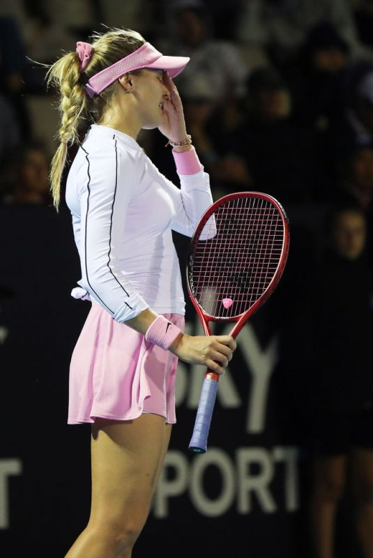 EUGENIE BOUCHARD at 2020 Women