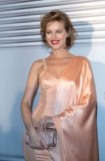 EVA HERZIGOVA at Jean-Paul Gaultier Show at Paris Fashion Week 01/22/2020
