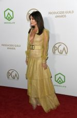 EVA LONGORIA at Producers Guild Awards 2020 in Los Angeles 01/18/2020