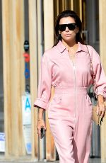 EVA LONGORIA Out and About in Beverly Hills 01/07/2020