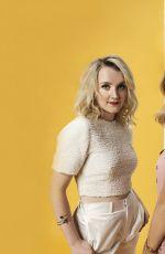 EVANNA LYNCH and DANIELLA MONET in Raise Vegan Magazine, August 2019
