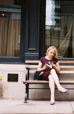 EVANNA LYNCH for Veerah Shoes Collection, January 2020