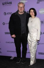 EVE HEWSON at Tesla Premiere at 2020 Sundance Film Festival 01/27/2020