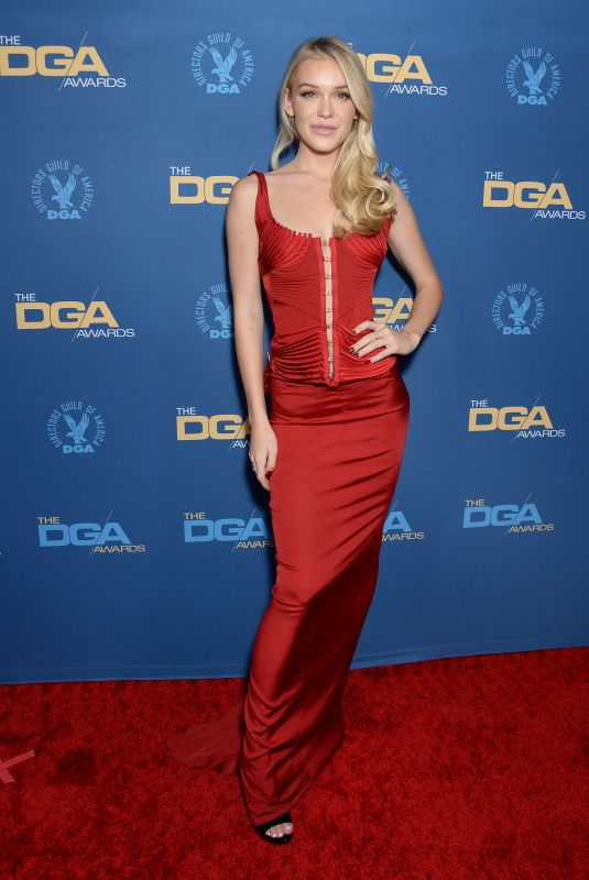 FAITH SCHRODER at 72nd Annual Directors Guild of America Awards in Los Angeles 01/25/2020