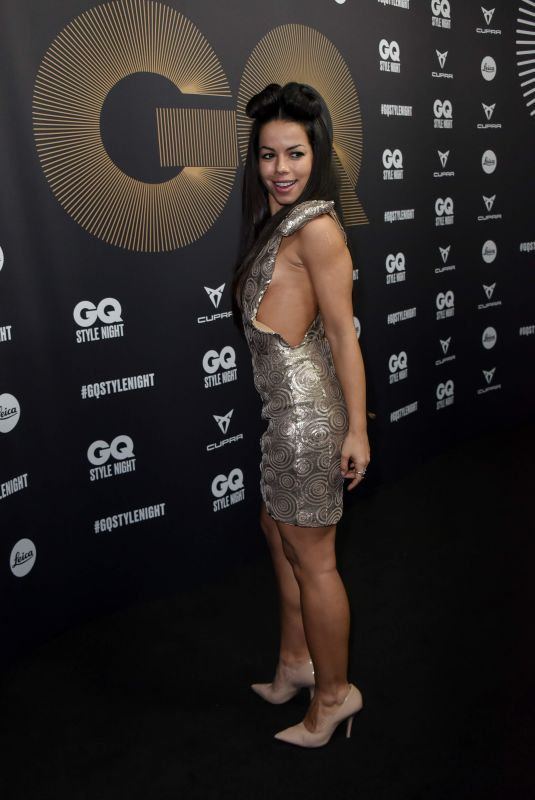 FERNANDA BRANDAO at GQ Style Night 01/15/2020