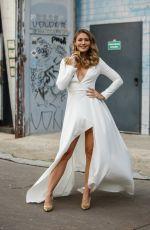 FIONA ERDMANN at Irene Luft Fashion Show 01/14/2020