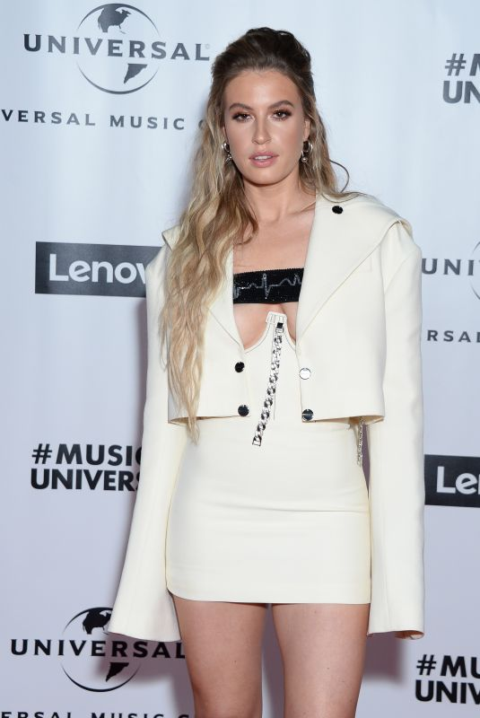FLETCHER at Universal Music Group's Grammy Awards Afterparty in Los Angeles 01/26/2020