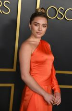 FLORENCE PUGH at 92nd Oscars Nominees Luncheon in Hollywood 01/27/2020