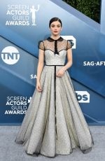 FRANCESCA REALE at 26th Annual Screen Actors Guild Awards in Los Angeles 01/19/2020
