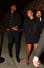 GABRIELLE UNION Leaves YSL Party in Los Angeles 01/04/2020