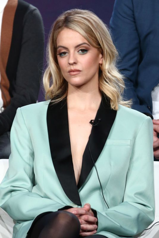 GAGE GOLIGHTLY at 2020 Winter TCA Tour in Pasadena 01/14/2020