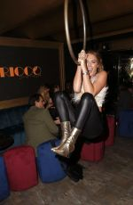 GEORGIA HARRISON at Ricco Lounge and Club Launch Party in London 01/30/2020