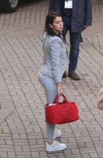 GEORGINA RODRIGUEZ Out in San Remo 01/25/2020