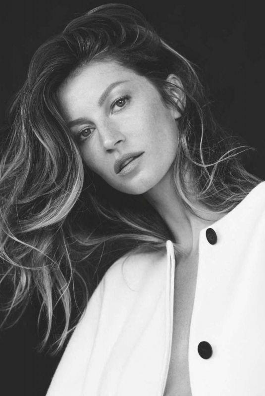 GISELE BUNDCHEN in Elle Magazine, France January 2020