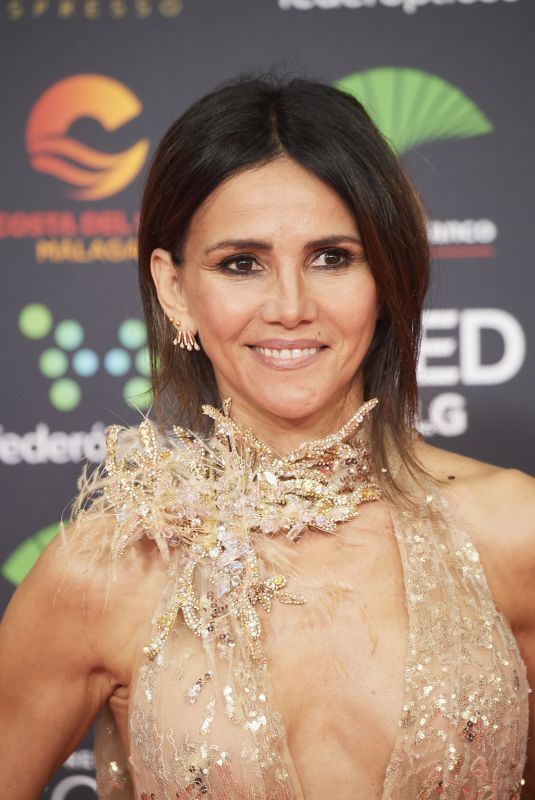 GOYA TOLEDO at 34th Goya Cinema Awards 2020 in Madrid 01/25/2020