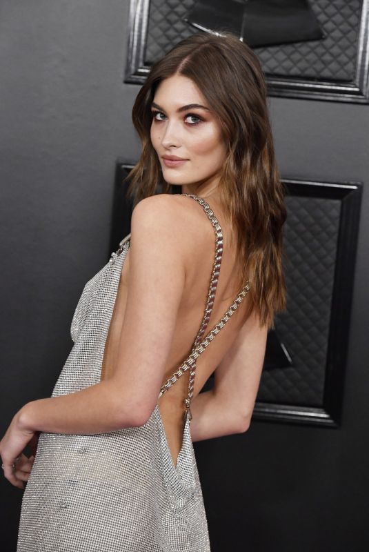 GRACE ELIZABETH at 62nd Annual Grammy Awards in Los Angeles 01/26/2020
