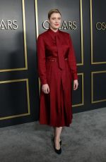 GRETA GERWIG at 2020 Oscars Nominees Luncheon in Hollywood 01/27/2020