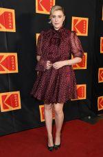 GRETA GERWIG at 4th Annual Kodak Film Awards in Los Angeles 01/29/2020