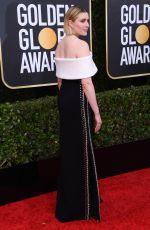 GRETA GERWIG at 77th Annual Golden Globe Awards in Beverly Hills 01/05/2020