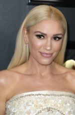 GWEN STEFANI at 62nd Annual Grammy Awards in Los Angeles 01/26/2020