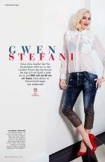 GWEN STEFANI in Cosmopolitan Magazine, Germany February 2020