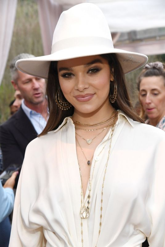 HAILEE STEINFELD at 2020 Roc Nation Brunch in Los Angeles 01/25/2020