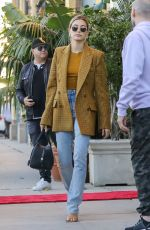 HAILEY BIEBER Out in Beverly Hills 01/23/2020