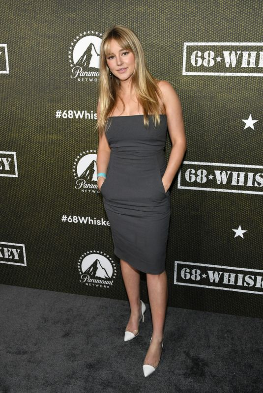 HASSIE HARRISON at 68 Whiskey Premiere Party in Los Angeles 01/14/2020